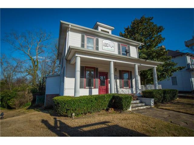 268 Church Street NE, Marietta, GA 30060 (MLS #5849750) :: North Atlanta Home Team