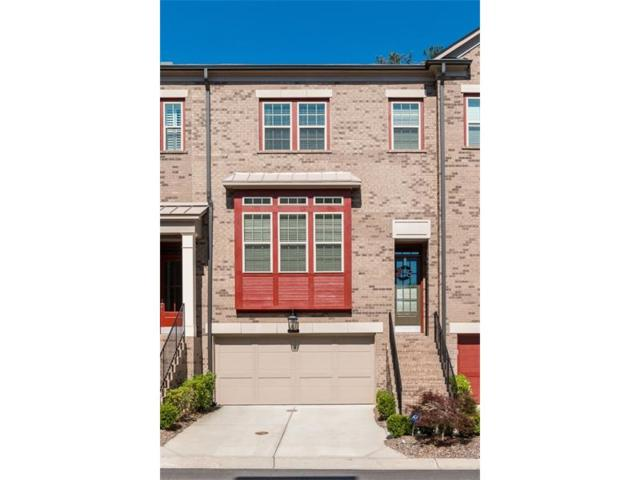4770 Laurel Walk #6, Dunwoody, GA 30338 (MLS #5849834) :: North Atlanta Home Team