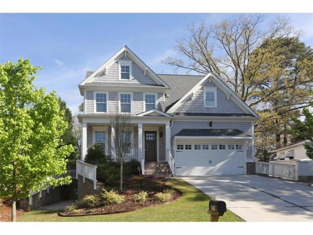2219 Colonial Drive NE, Brookhaven, GA 30319 (MLS #5849981) :: North Atlanta Home Team