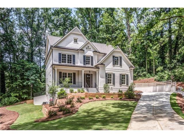 1396 Carolyn Drive NE, Atlanta, GA 30329 (MLS #5850172) :: North Atlanta Home Team