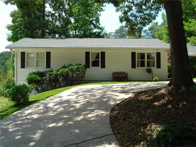 5614 Flat Creek Road, Gainesville, GA 30504 (MLS #5850316) :: North Atlanta Home Team