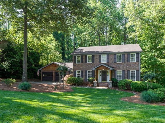 5216 Willow Point Parkway, Marietta, GA 30068 (MLS #5850382) :: North Atlanta Home Team