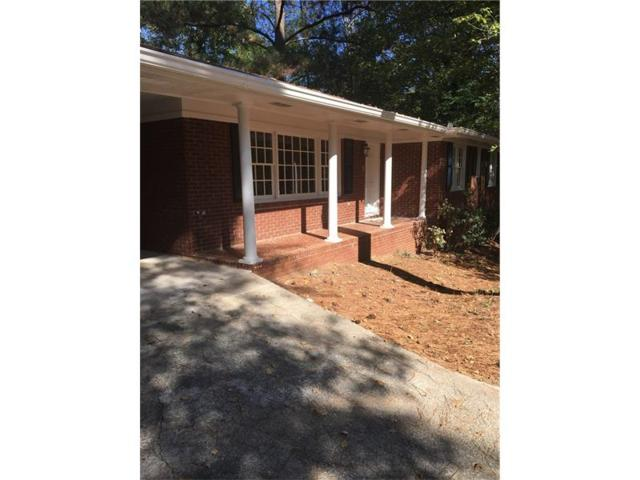 856 Virginia Court SE, Conyers, GA 30094 (MLS #5850392) :: North Atlanta Home Team