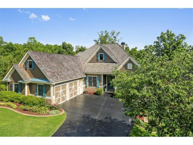 254 Blue Heron Bluff, Dawsonville, GA 30534 (MLS #5850446) :: North Atlanta Home Team