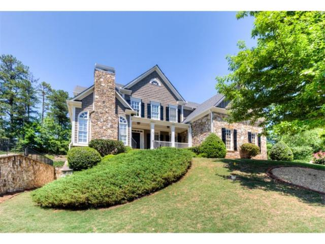 3617 Belgray Drive, Kennesaw, GA 30152 (MLS #5850461) :: North Atlanta Home Team