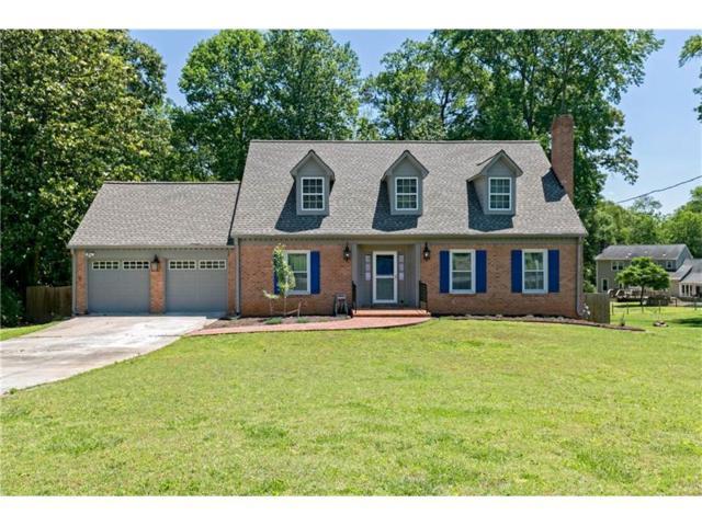 1131 Longwood Drive SW, Marietta, GA 30008 (MLS #5850467) :: North Atlanta Home Team