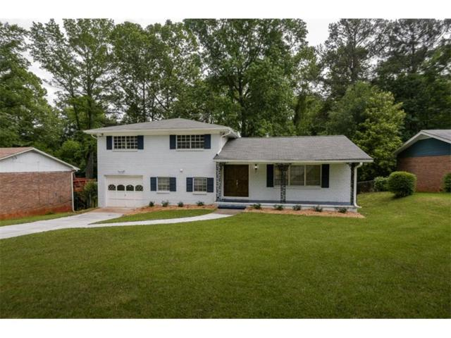 2233 Chestnut Hill Circle, Decatur, GA 30032 (MLS #5850470) :: North Atlanta Home Team
