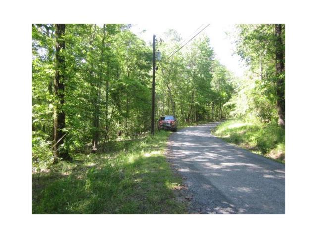 00 Hickory Cove Road, Jasper, GA 30143 (MLS #5850525) :: North Atlanta Home Team
