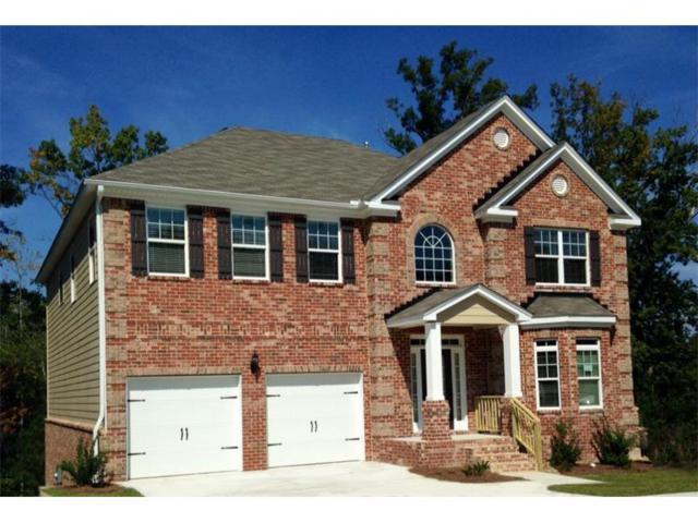 4646 Shire Drive, Lithonia, GA 30038 (MLS #5850559) :: North Atlanta Home Team