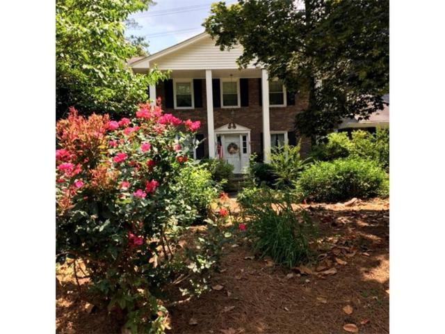2303 N Peachtree Way, Dunwoody, GA 30338 (MLS #5850627) :: North Atlanta Home Team