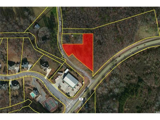 #0 Jack Page Lane, Canton, GA 30115 (MLS #5850677) :: Path & Post Real Estate