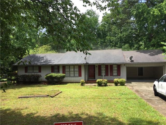 3377 Salem Road, Covington, GA 30016 (MLS #5850859) :: North Atlanta Home Team