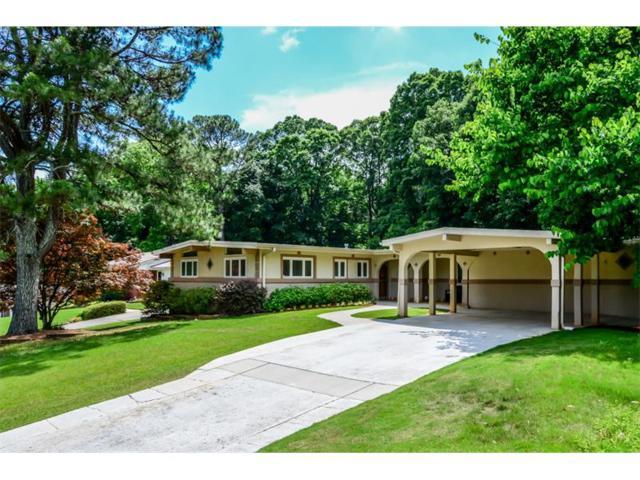 1190 Arborvista Drive NE, Atlanta, GA 30329 (MLS #5850991) :: North Atlanta Home Team