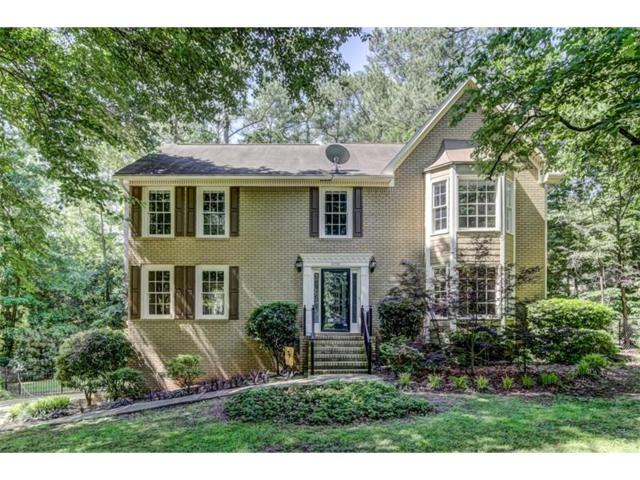 3770 Cliff Crest Drive SE, Smyrna, GA 30080 (MLS #5851254) :: North Atlanta Home Team
