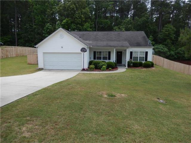 2221 Baker Carter Drive, Loganville, GA 30052 (MLS #5851256) :: North Atlanta Home Team