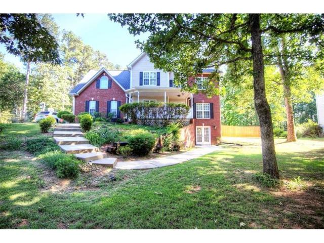 110 Old Magnolia Lane, Fayetteville, GA 30214 (MLS #5851266) :: North Atlanta Home Team