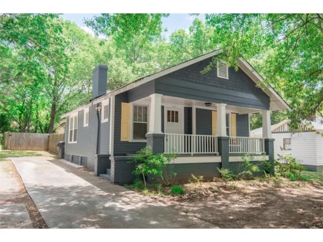 2468 Semmes Street, East Point, GA 30344 (MLS #5851370) :: North Atlanta Home Team