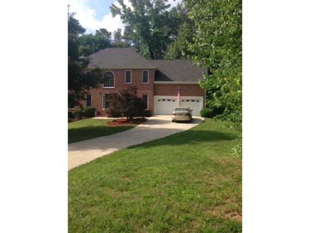 5355 Hunters Oaks Drive, Alpharetta, GA 30009 (MLS #5851401) :: North Atlanta Home Team