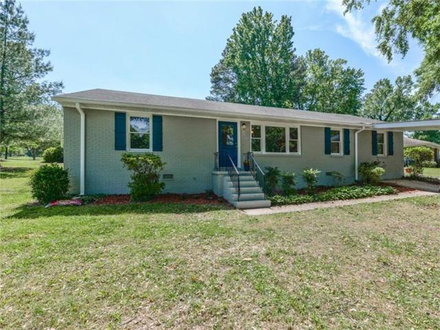 796 Timberland Street SE, Smyrna, GA 30080 (MLS #5851413) :: North Atlanta Home Team