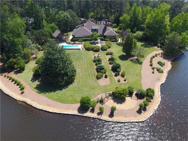 1024 Peninsula Drive, Lagrange, GA 30240 (MLS #5851645) :: Carr Real Estate Experts