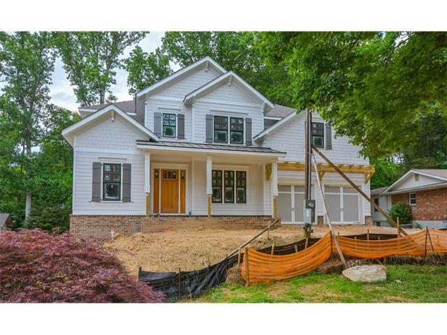 2388 Burch Circle, Brookhaven, GA 30319 (MLS #5851682) :: North Atlanta Home Team