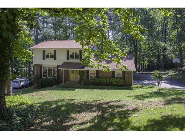2366 Cambridge Street, Snellville, GA 30078 (MLS #5851768) :: North Atlanta Home Team