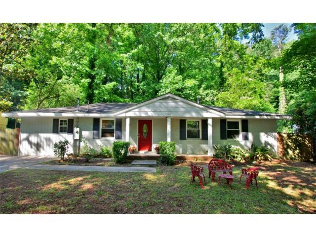 1002 Creekdale Drive, Clarkston, GA 30021 (MLS #5851773) :: North Atlanta Home Team