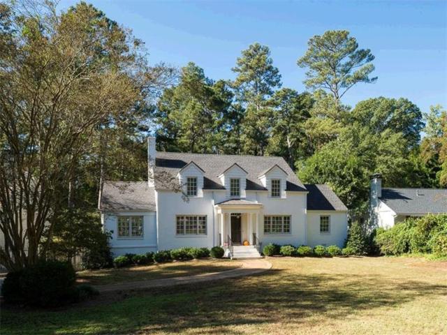 4104 Club Drive, Atlanta, GA 30319 (MLS #5851928) :: North Atlanta Home Team
