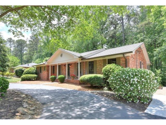 84 Rhodes Drive, Marietta, GA 30068 (MLS #5851973) :: North Atlanta Home Team