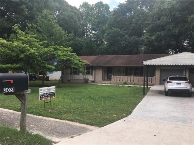 3031 Bay Berry Drive SW, Marietta, GA 30008 (MLS #5852010) :: North Atlanta Home Team