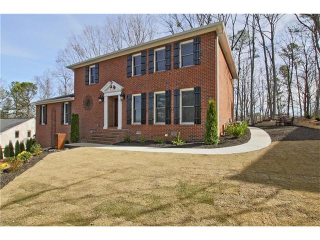 205 Marsh Glen Point, Atlanta, GA 30328 (MLS #5852018) :: North Atlanta Home Team