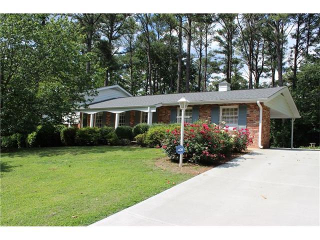 1674 Chateau Drive, Dunwoody, GA 30338 (MLS #5852150) :: North Atlanta Home Team