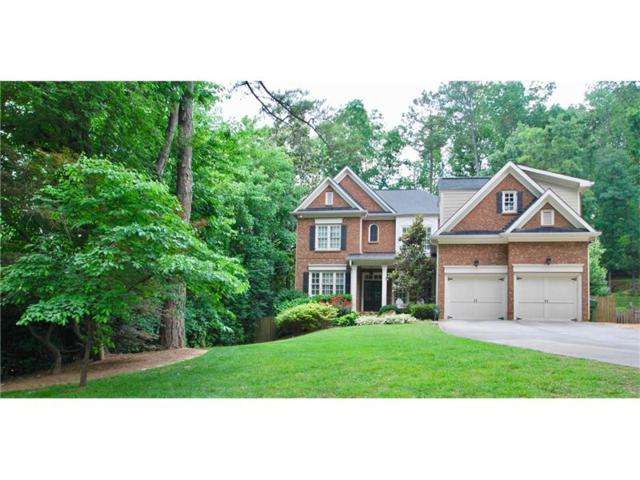 4168 Glengary Drive NE, Atlanta, GA 30342 (MLS #5852170) :: The Hinsons - Mike Hinson & Harriet Hinson