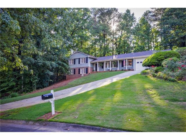 251 Land O Lakes Court NE, Atlanta, GA 30342 (MLS #5852178) :: The Hinsons - Mike Hinson & Harriet Hinson