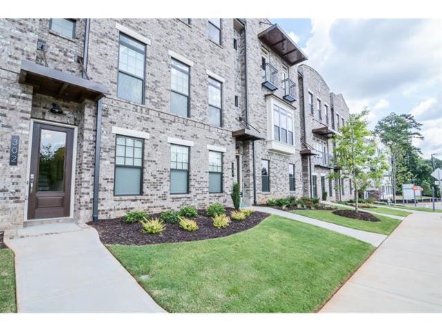 710 Alden Drive #23, Decatur, GA 30030 (MLS #5852287) :: North Atlanta Home Team