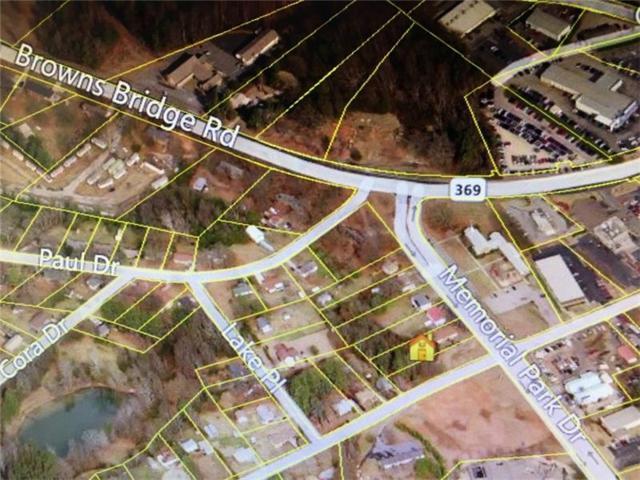 2026 Memorial Park Drive, Gainesville, GA 30504 (MLS #5852306) :: North Atlanta Home Team