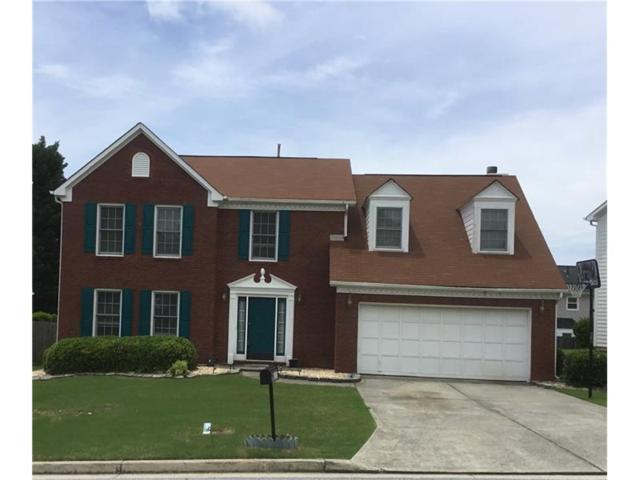 1210 Carlysle Park Drive, Lawrenceville, GA 30044 (MLS #5852348) :: North Atlanta Home Team