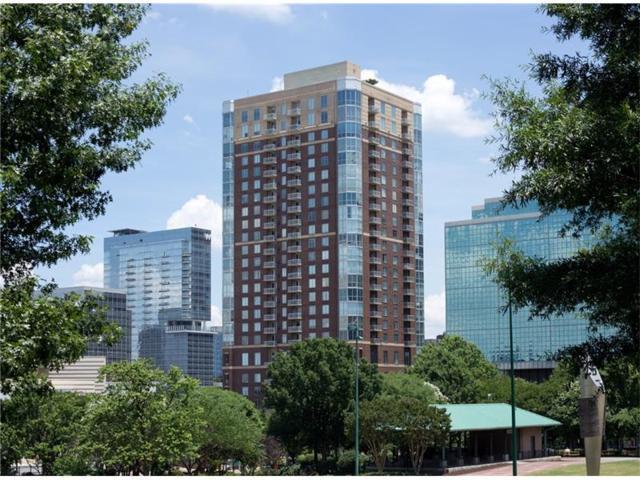 285 Centennial Olympic Park Drive NW #707, Atlanta, GA 30313 (MLS #5852400) :: North Atlanta Home Team