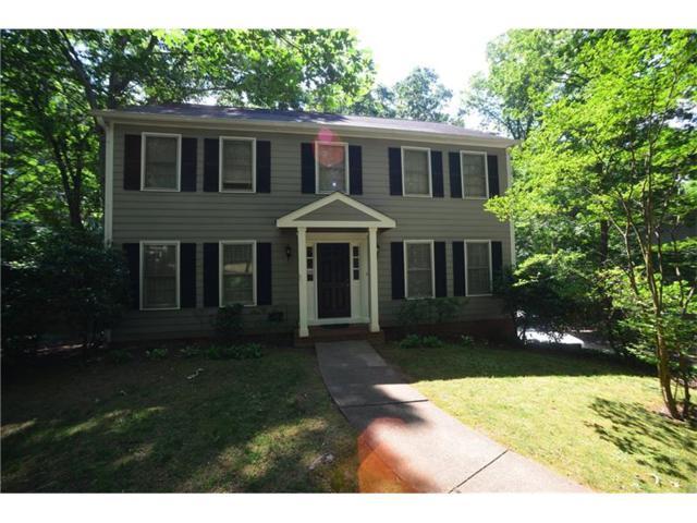 3662 Chestnut Ridge Court, Marietta, GA 30062 (MLS #5852568) :: North Atlanta Home Team