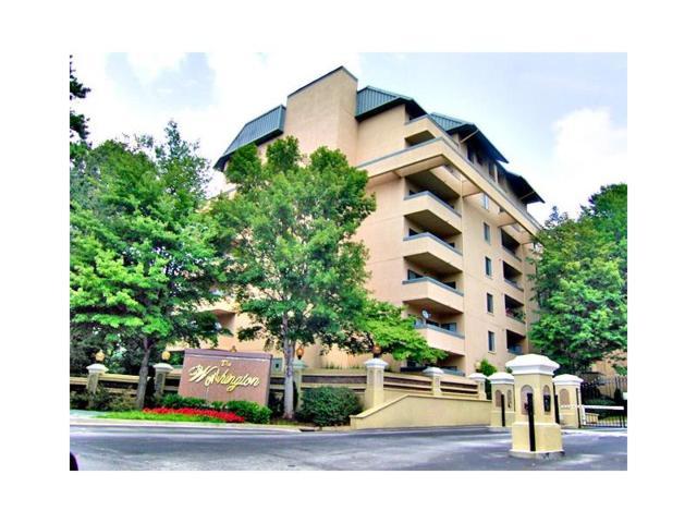 1960 Spectrum Circle #155, Marietta, GA 30067 (MLS #5852634) :: North Atlanta Home Team
