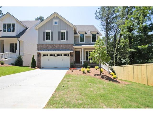 1375 Southland Vista Court NE, Atlanta, GA 30329 (MLS #5852676) :: The Zac Team @ RE/MAX Metro Atlanta