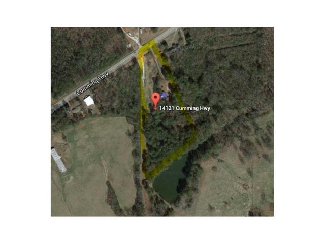 14121 Cumming Highway, Cumming, GA 30040 (MLS #5852681) :: Path & Post Real Estate