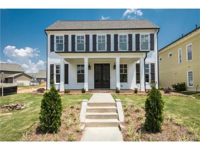 124 Park West, Canton, GA 30115 (MLS #5852695) :: Path & Post Real Estate