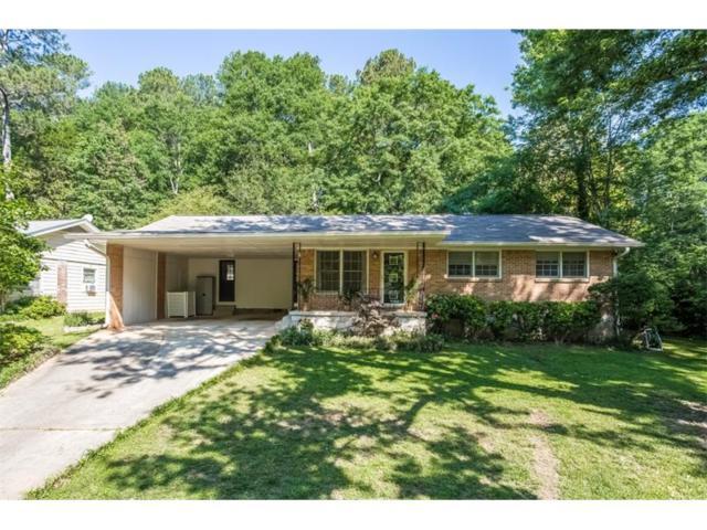 2904 Concord Drive, Decatur, GA 30033 (MLS #5852775) :: North Atlanta Home Team