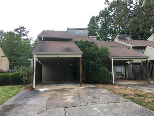 6381 Hawthorne Terrace, Peachtree Corners, GA 30092 (MLS #5852815) :: North Atlanta Home Team
