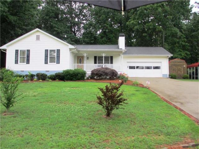 4609 Pond House Road, Flowery Branch, GA 30542 (MLS #5852832) :: North Atlanta Home Team