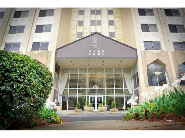2479 Peachtree Road NE #201, Atlanta, GA 30305 (MLS #5852903) :: North Atlanta Home Team