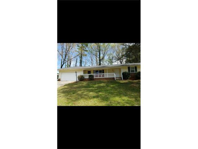 1448 Cedar Ridge Drive, Stone Mountain, GA 30083 (MLS #5852922) :: North Atlanta Home Team