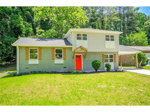 2144 Rosewood Road, Decatur, GA 30032 (MLS #5852981) :: North Atlanta Home Team