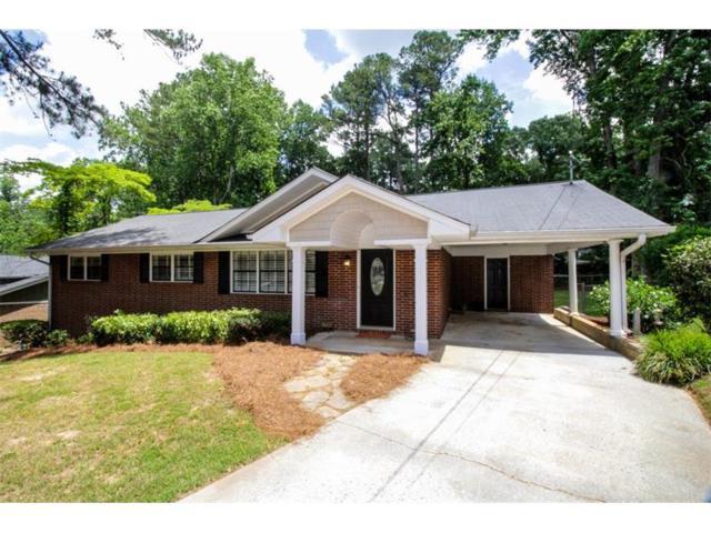 3479 Dunn Street, Smyrna, GA 30080 (MLS #5853033) :: North Atlanta Home Team